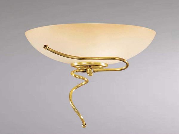 luminaire classique pour couloir applique laiton sampa. Black Bedroom Furniture Sets. Home Design Ideas
