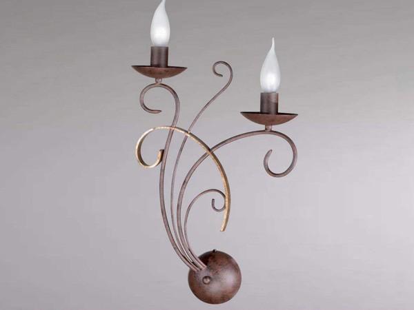 luminaire contemporain pour sejour applique en fer forg sampa. Black Bedroom Furniture Sets. Home Design Ideas