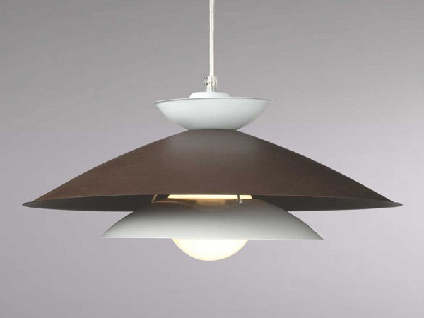 Luminaire design pour cuisine suspension m tal sampa for Suspension castorama
