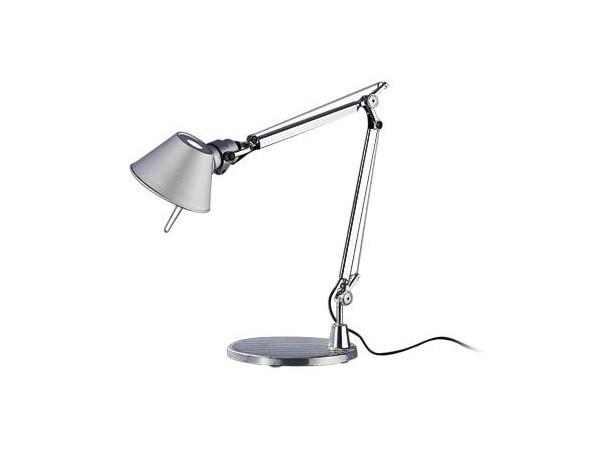 luminaire design pour bureau artemide tolomeo micro. Black Bedroom Furniture Sets. Home Design Ideas