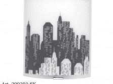 Applique verre Manhattan