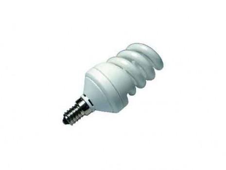 E14 11 watts fluocompact