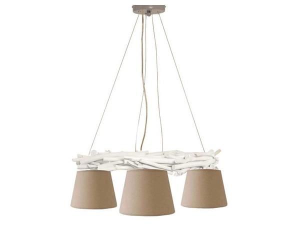 luminaire montagne pour salon suspension branche sampa. Black Bedroom Furniture Sets. Home Design Ideas
