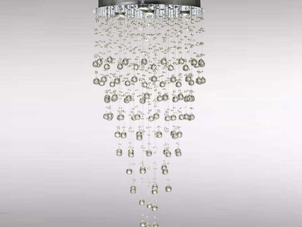 luminaire design pour salon suspension chute sampa. Black Bedroom Furniture Sets. Home Design Ideas